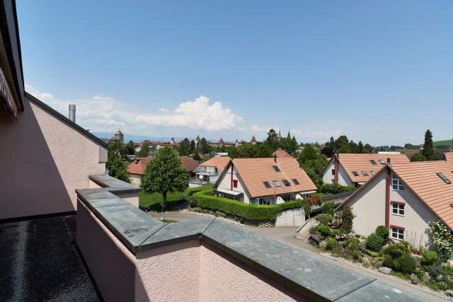 5.5 Zimmer Attikawohnung in Murten 20046452