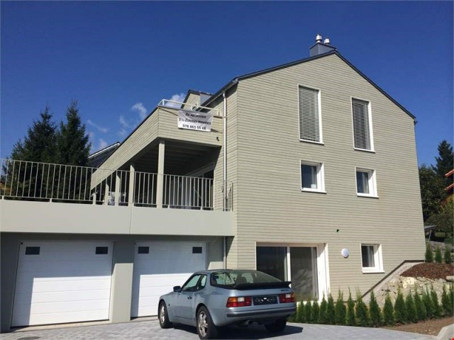 Grosszügige 3 1/2-Zimmer-Maisonettewohnung in Ennetmoos 25946244
