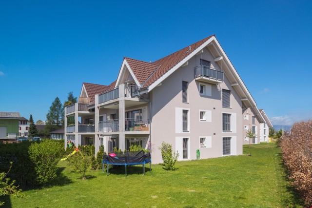 Ganz oben Wohnen - attraktive Dachwohnung mit Lift 19642983