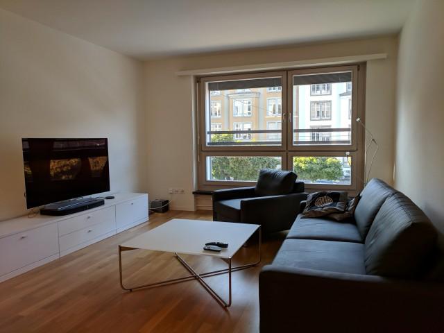 Moderne 2.5 Zimmerwohnung im Gundeli mit grosser Terrasse 27018111