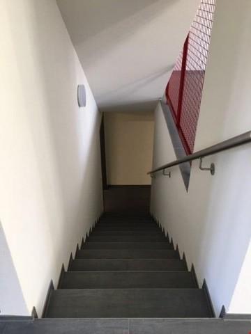 Treppenabgang in UG