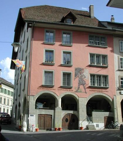 Erstvermietung einer 4½- Zimmerwohnung in der Burgdorfer Obe 23661459