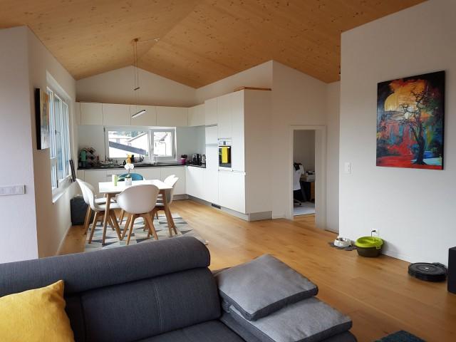 Appartement au dernier etage 4.5pieces à neyruz 26346979