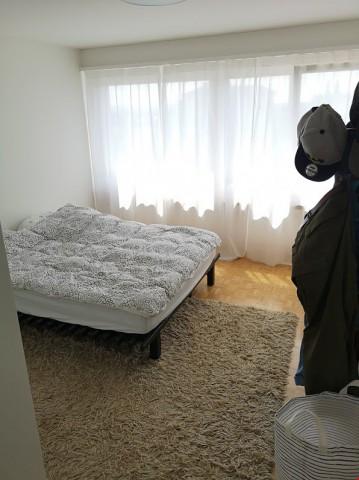 Schlafzimmer 1 (mit Möbel)