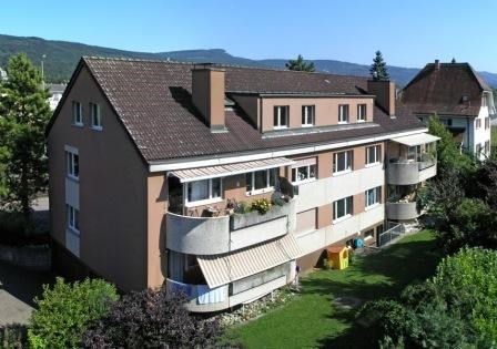 Neu erstellte Dachwohnung 20070306
