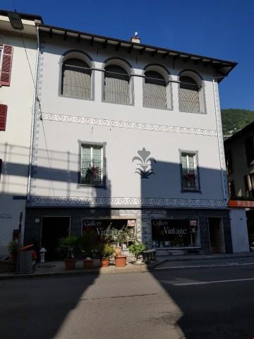 Bella casa patrizia del 1700 da vendere a Brissago 30636253