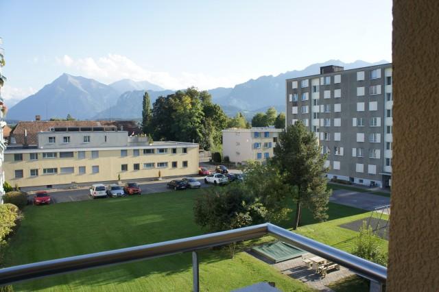 Frisch renovierte Wohnung mit toller Bergsicht 31032063