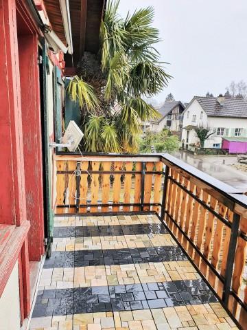 Balkon Zimmer OG