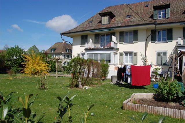 Gartenwohnung zum Teilen 24098454