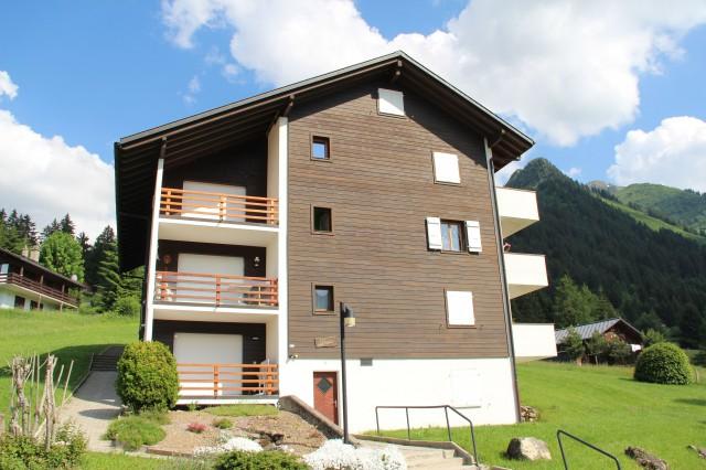 Studio Au coeur de la station de skis Les Mosses 20082638