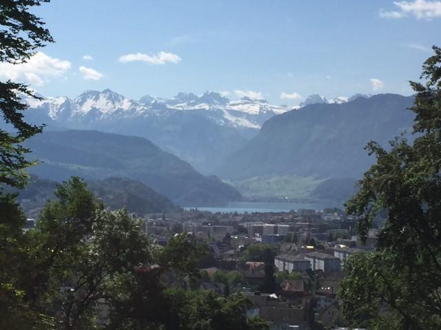 Terrassenwohnung mit Panoramablick 26734526
