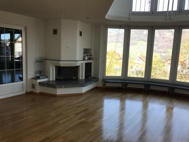 5.5-Zimmer-Maisonette-Wohnung mit Seesicht in Sachseln/OW zu 20045931