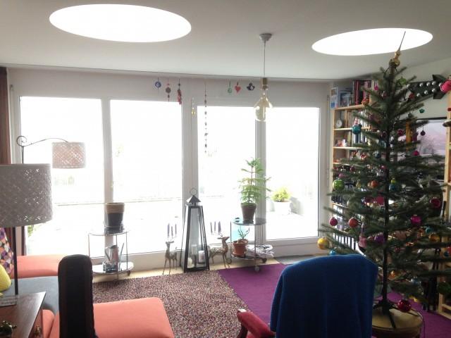 2.5 Zimmer Attika Wohnung mit wunderschöne aussicht in Stans 22738758