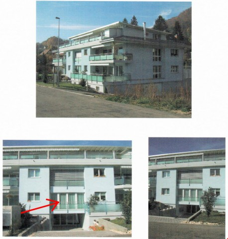 Studio nähe Dorfzentrum in Balsthal 25961531