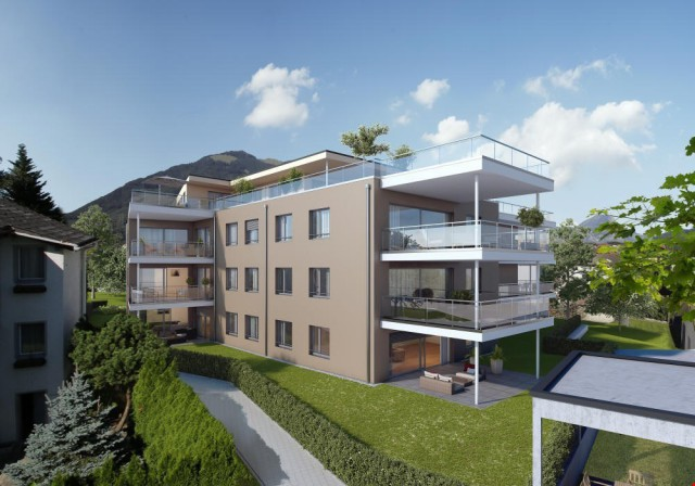 Neue 3.5 Zimmer-Wohnung beim MFH Post 25099049