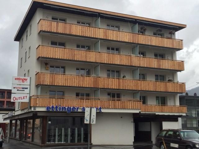 3 1/2 ZWG in perfekter Lage in Davos Platz 23649896