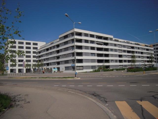 Moderne, Zentrale 2.5 Zimmer Wohnung mit grosser Terrasse 25202089