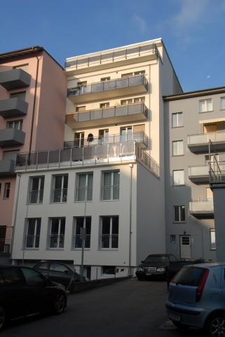 Zentral, neu, 3.5-Zimmerwohnung mit 60 m2 grosser Terrasse 27004277