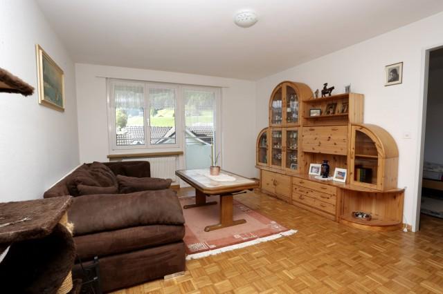 3 Zimmerwohnung an zentraler Wohnlage mit grossem Balkon! 20767860