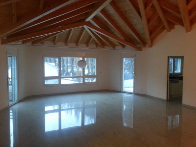 Zu vermieten 4 ½ Dachwohnung mit Sauna und Galerie 24523324
