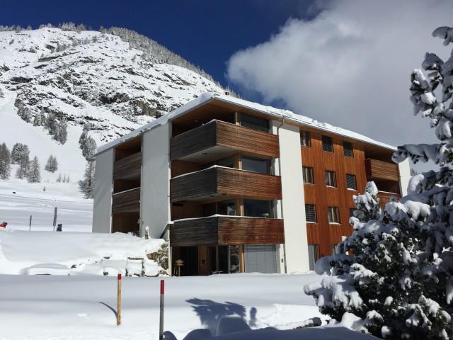 Moderne Wohnung Engadin 26626628