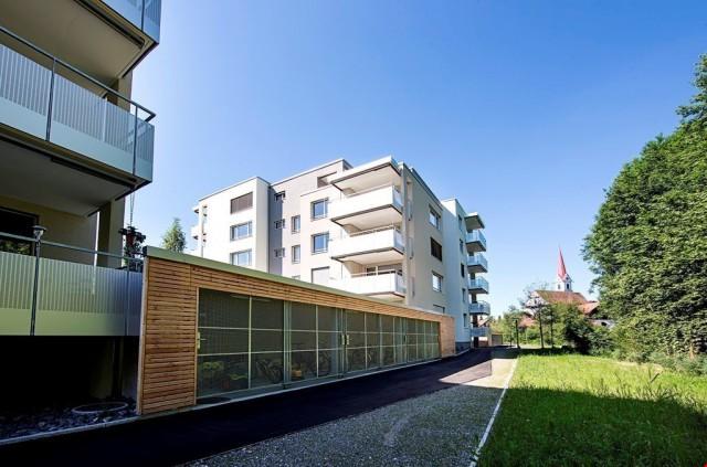 Moderne 2.5-Zimmerwohnung in Pfaffnau 21268496