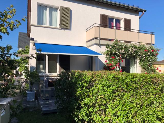 Charmanter Altbau Freistehendes 4-Zimmer- Haus in Zürich - A 31519695