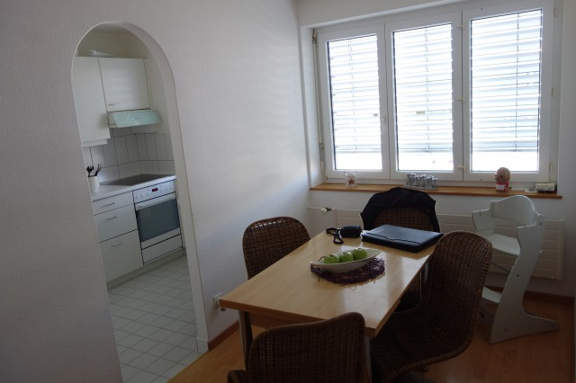 3.5 Zimmerwohnung im 1. OG rechts mit Balkon 20820011