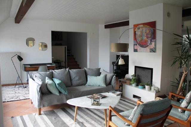 Appartement de charme de 4.5P à Chailly de 150 m2 avec terra 27006445