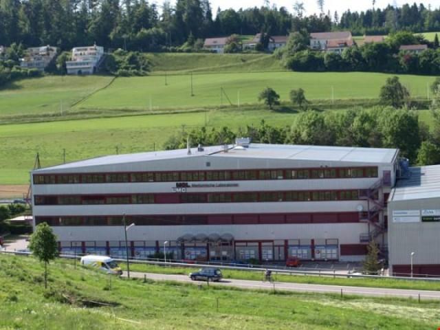 Büros mit ESD-Laborräumlichkeiten bei Bern zu vermieten 27090305