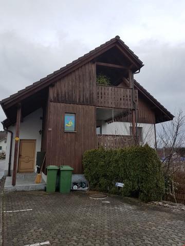 2.5 Zi. EG Wohnung mit Gartensitzplatz 22399812