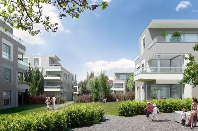 Pure Wohnqualität in grüner Umgebung 29967795