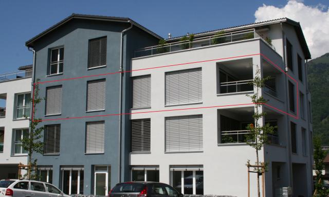 Moderne und zentrale 4.5 Zimmer-Wohnung 21988538