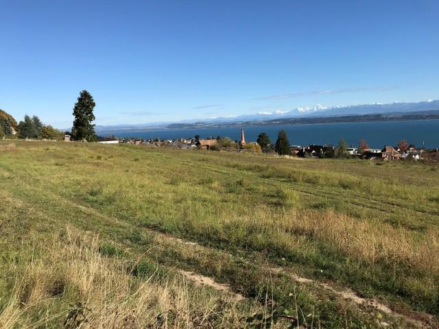 Terrain à bâtir, sur les hauts de Corcelles avec vue panoram 21594794
