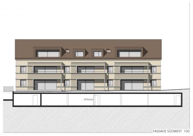 4.5 Zimmer Dachwohnung Neubau.....Ein Traum geht in Erfüllun 20408073