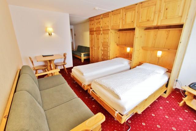 Bewirtschaftetes 1-Zimmer-Studio im Herzen von Davos 24512482