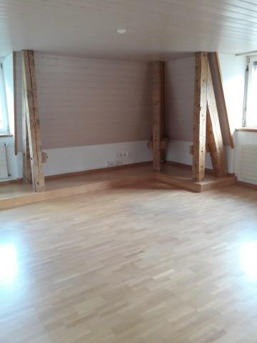 5-Zimmerwohnung im Bahnhof Teufen 31389934