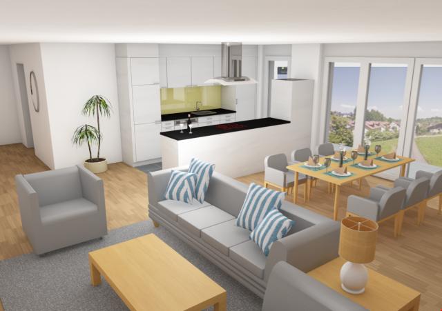 Erstvermietung 4½ Zimmer-Wohnung 30263705