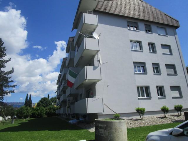 zentral und doch ruhig gelegene Wohnung in Biberist 31836924