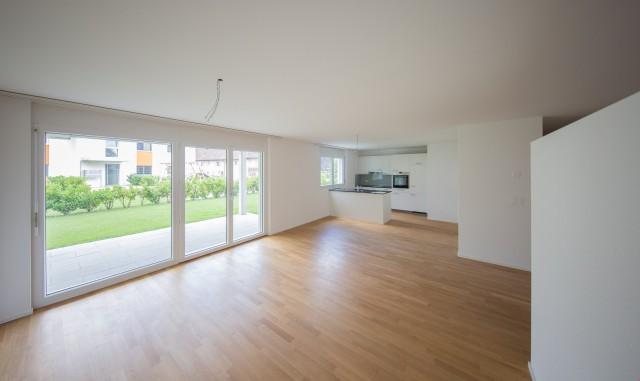 MODERNE 4.5 ZIMMER-GARTENWOHNUNG - Ihr neues Zuhause zum Woh 27459754
