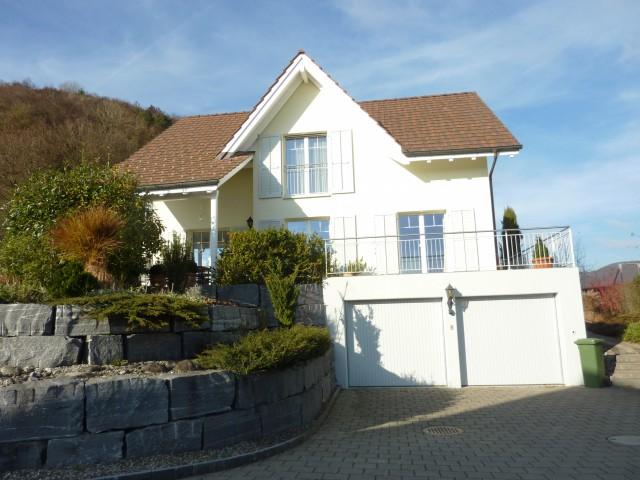 Neuwertiges 6.5-Zimmer-Traumhaus in Beringen, erstklassige L 29128787