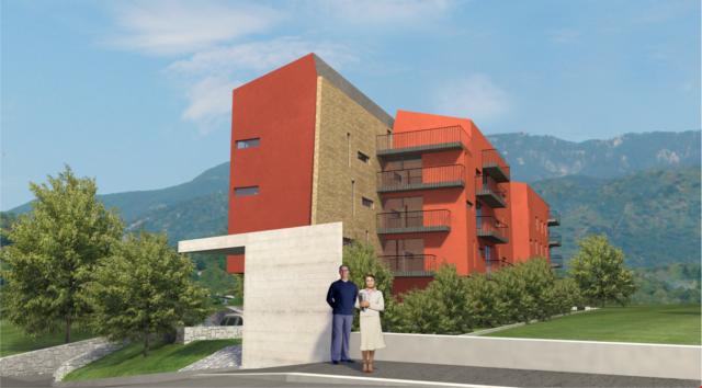 LOSONE - Moderne Wohnung mit 2.5 Zimmern - Recente Appartame 25178374