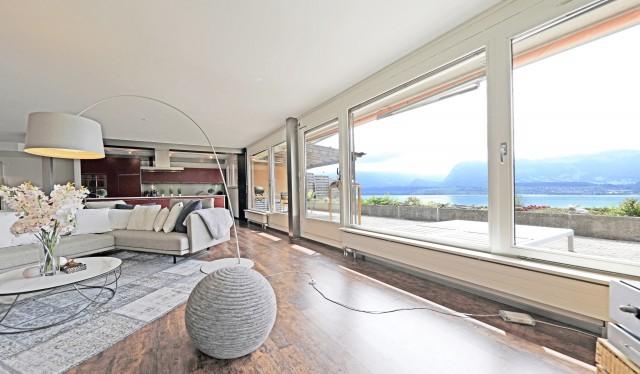 Als Geldanlage:6-Zi TerrHaus,Panorama-Sicht,Koch-Insel,2Bäde 30637687