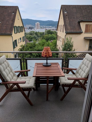 Bright apartment with a view - near Werdinsel swimming and f 25500444