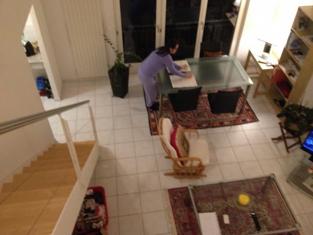 2.5 Zimmer Dach-Maisonette Wohnung 21295586