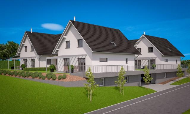 Neue Einfamilienhäuser bei Frauenfeld 28528220