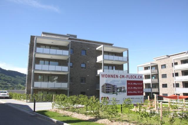 Herrliche Attika-Neubauwohnung mit Fernsicht - www.wohnen-im 19643449