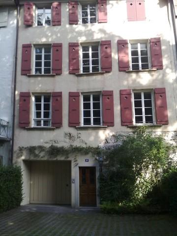 1.5-ZWG in der Altstadt / App. 1.5 p. en vieille ville 20047432