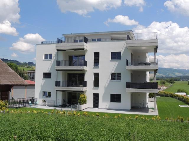 4 1/2-Zimmer-Neubauwohnung im EG mit grossem Sitzplatz 29946093