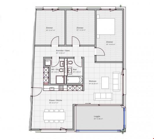 Willkommen in Ihrer neuen Wohnung! 23650492